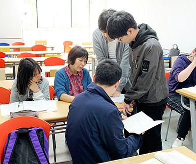 三校生学业水平考班