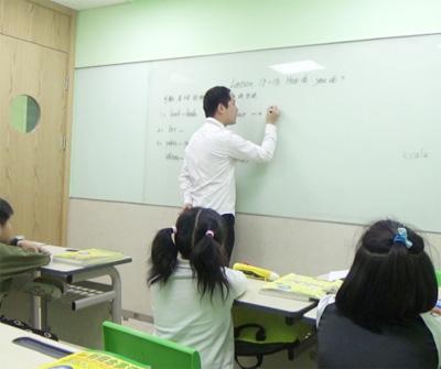 7-12岁 少儿英语培训