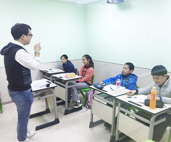 初高中数理化培训